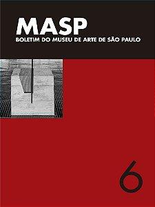 BOLETIM 6 - MUSEU DE ARTE DE SÃO PAULO