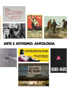 ARTE E ATIVISMO: ANTOLOGIA