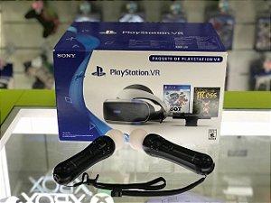 PlayStation VR - Seminovo