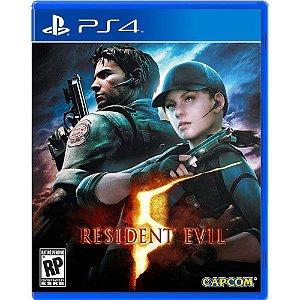 Resident Evil 5 - Seminovo