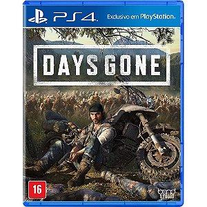 Days Gone: Seminovo