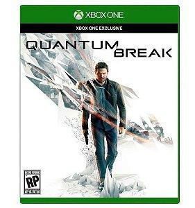 Quantum Break - Seminovo