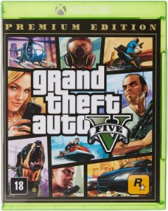 Grand Theft Auto V - Seminovo