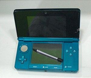 Nintendo 3ds azul - Seminovo