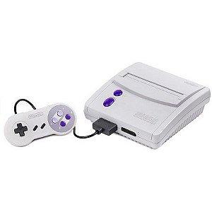 Super Nintendo  - Seminovo