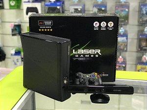 Xbox 360 - 250 GB + Kinect  + 2 jogos  - SemiNovos a sua escolha