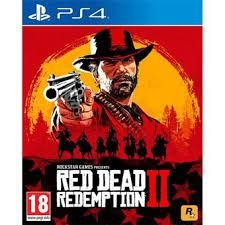 Red dead redempion II - PS4