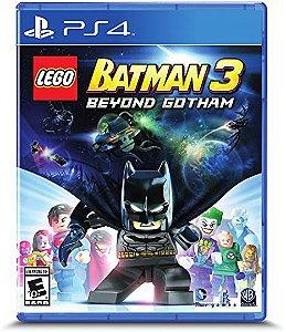 Lego Batman 3 Beyond Gotham - PS4