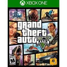 Grand Theft Auto V 5 Gta 5 - XBOX ONE
