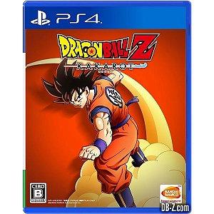 Dragon ball kakarot - PS4