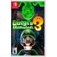 Luigi`s Mansion 3 - SWITCH