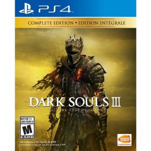 Dark souls the fire fades edition - PS4