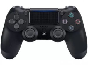 Controle PS4 Sem Fio Dualshock 4 Sony - Preto - PS4