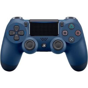 Controle PS4 sem Fio Dualshock 4 Sony - Azul midnight - PS4