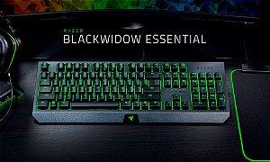 Teclado Razer blackwidow essential - RAZER