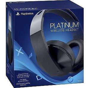PS4 Headset wireless platinum - PS4