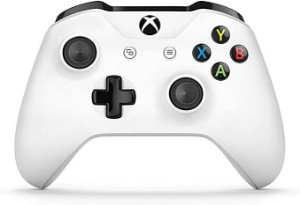 Xbox one controle slim white - XBOX ONE (SEMI-NOVO)
