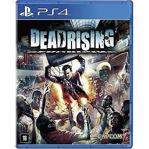 Dead Rising Remastered - PS4(SEMI-NOVO)