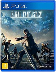 Final fantasy XV - Seminovo