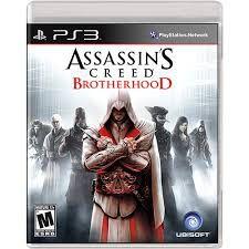 Assassins Creed Brotherhood - PS3(SEMI-NOVO)