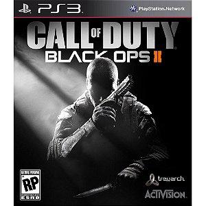Call of Duty Black Ops 2 - PS3(SEMI-NOVO)