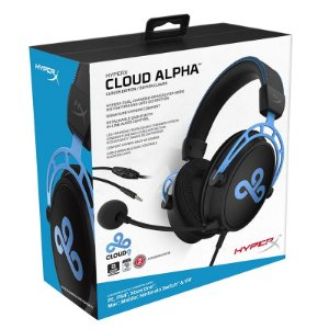 Headset cloud Alpha Cloud 9 hyperx - HYPERX