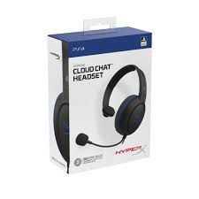Headset  cloud  chat hyperx - HYPERX