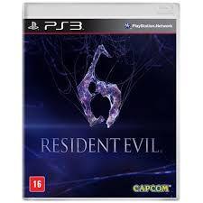 Resident Evil 6 - PS3(SEMI-NOVO)