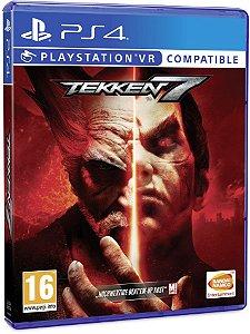 Tekken 7 - PS4(SEMI-NOVO)