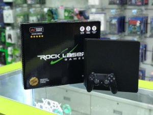 PlayStation 4 Slim - 500GB - Seminovo