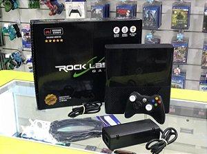 Xbox 360 - 500GB - Seminovo + 3 Jogos a sua escolha