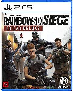 RainbowSix Siege -  Edição Deluxe
