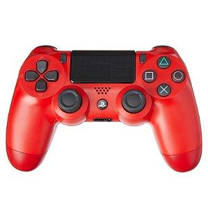 Controle PS4 sem Fio Dualshock -Semi-Novo