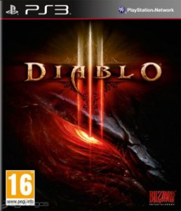 DIABLO 3 - ps3 - Semi-Novo