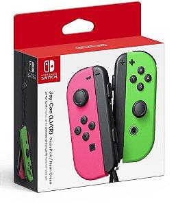 Joy-Con Pair Neon Green -Switch -