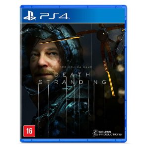 Death stranding - PS4(SEMI-NOVO)