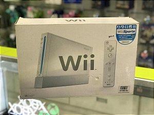 Nintendo Wii - Seminovo -