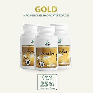 Green Line Gold - 3 un.