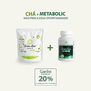Combo - Chá + Metabolic