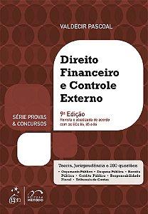 Direito Financeiro E Controle Externo - 09 Ed