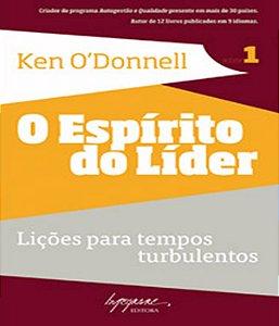 Espirito Do Lider, O - Licoes Para Tempos Turbulentos - Vol 01