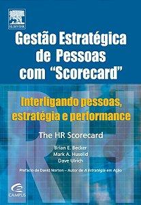 Gestao Estrategica De Pessoas Com Scorecard