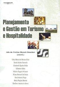 Planejamento E Gestão Em Turismo E Hospitalidade