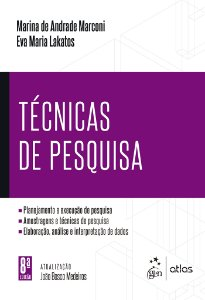 Tecnicas De Pesquisa - 08 Ed