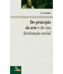 Do Principio Da Arte E Sua Destinacao Social