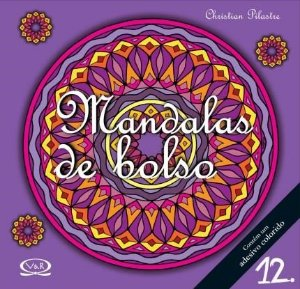 Mandalas De Bolso - Vol. 12