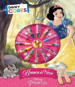 Disney Cores - Branca De Neve