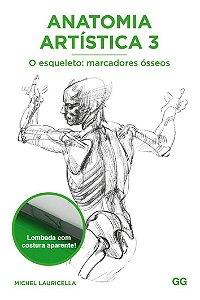 Anatomia ArtÍstica 3: O Esqueleto: Marcadores ósseos