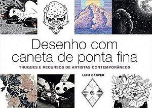 Desenho Com Caneta De Ponta Fina