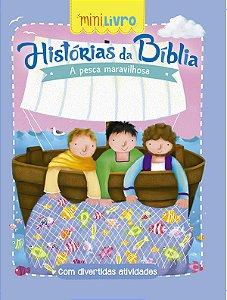 Histórias Da BÍblia - A Pesca Maravilhosa